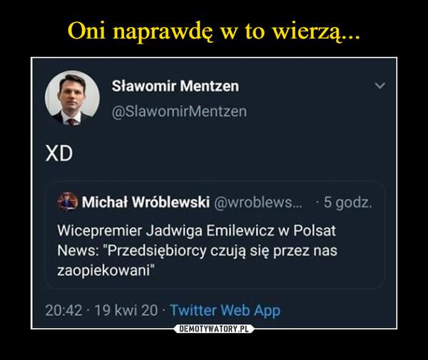 """–  Wicepremier Jadwiga Emilewicz w Polsat News: """"Przedsiębiorcy czują się przez nas zaopiekowani"""""""