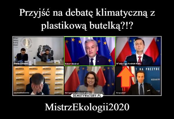MistrzEkologii2020 –
