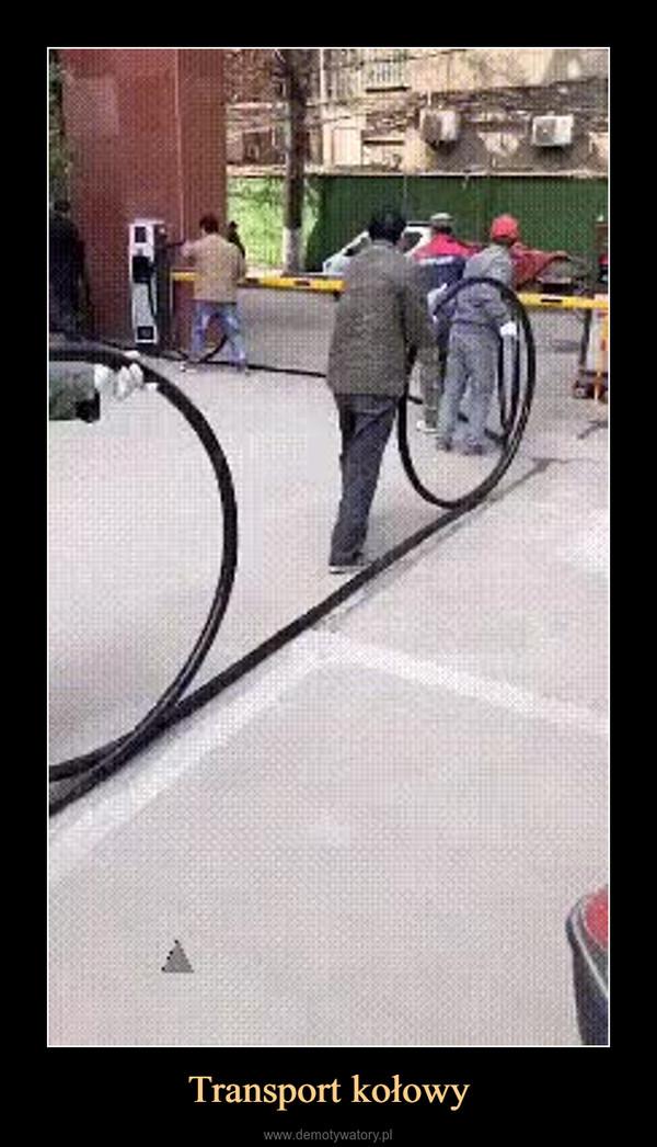 Transport kołowy –