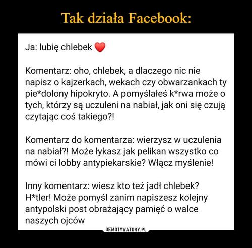 Tak działa Facebook: