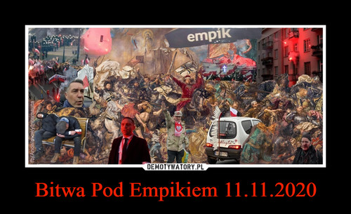 Bitwa Pod Empikiem 11.11.2020