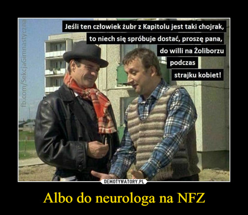 Albo do neurologa na NFZ