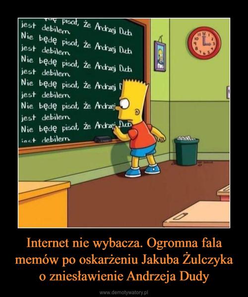 Internet nie wybacza. Ogromna fala memów po oskarżeniu Jakuba Żulczyka o zniesławienie Andrzeja Dudy