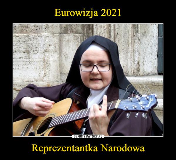Reprezentantka Narodowa –