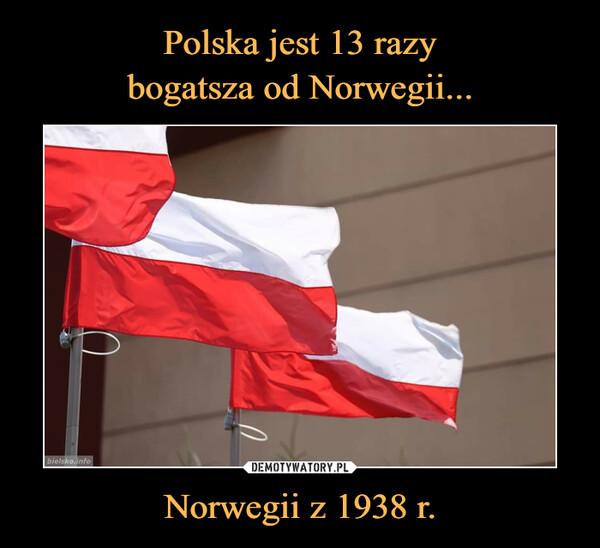 Norwegii z 1938 r. –