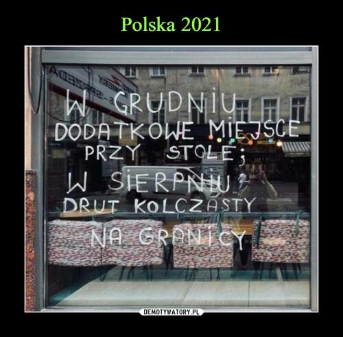 Polska 2021