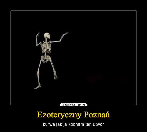 Ezoteryczny Poznań